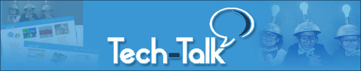 Tech-Talk: Self-paced community-based technology learning resources.